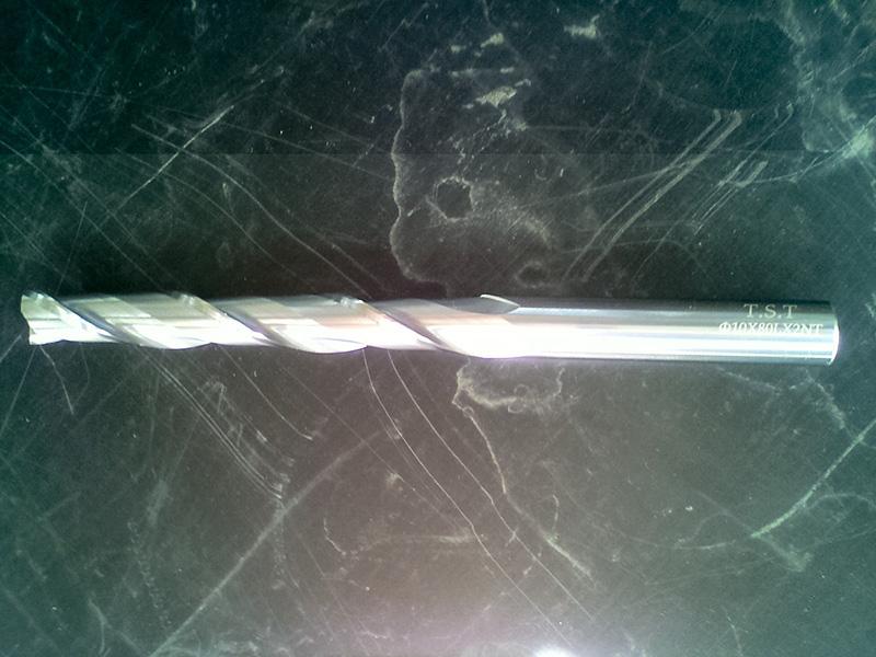 超硬ロングエンドミルφ8.0×刃長60L(2枚刃)